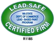 Lead-safe logo, no BG.fw